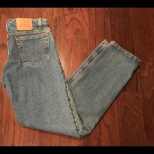 Vtg 505 Levi's Straight leg jeans 36/34
